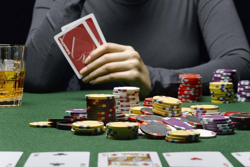 poker, slot online, gambling, jackpot