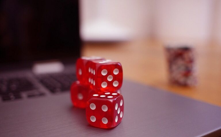 casino, dice, gambling