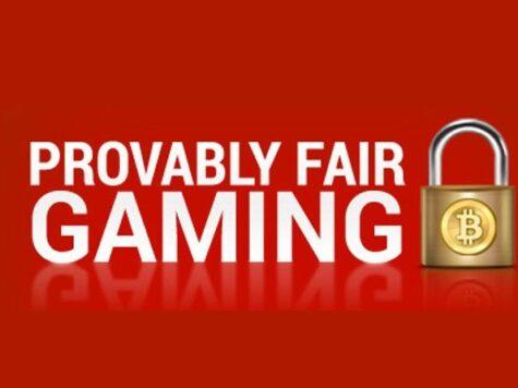 gambling, Provably Fair Gambling